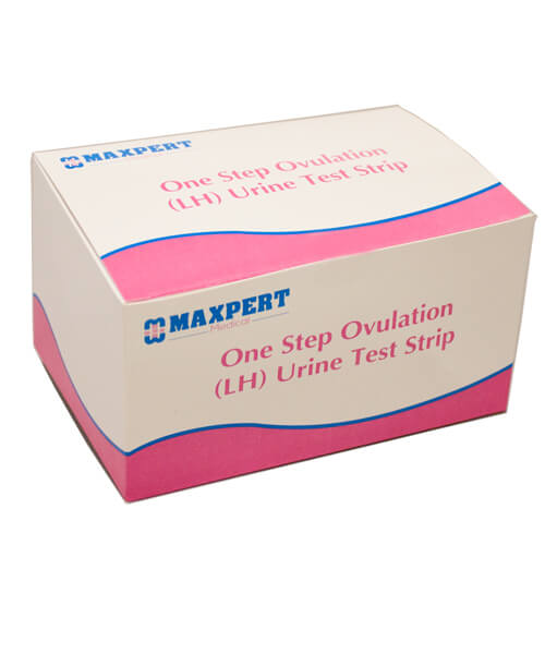 Ovulation Test Strips One Step Lh Urine Ovulation Test Strips 5 Pack