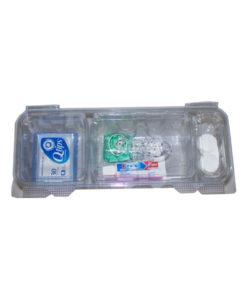 Disposable Personal Belongings Case Kit