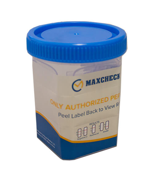 Maxcheck 12 Panel Rapid Multi-Drug Test Cup is a urine drug screen