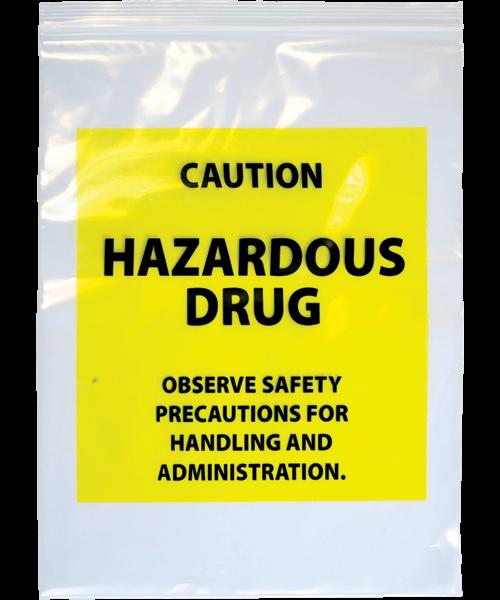 Chemo and Hazardous Drug Transport Bags