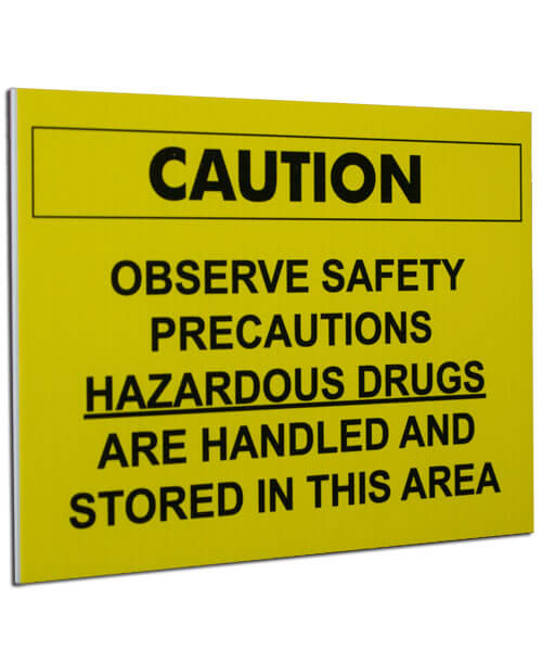 Safety Signs, Clings, Labels and Magnets
