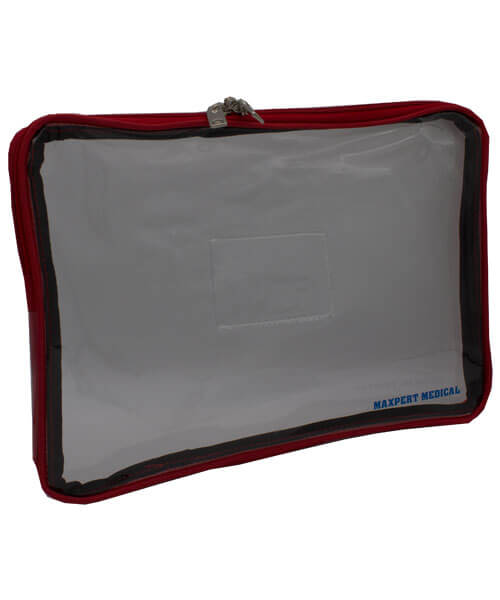 Clear tamper evident security bag | Maxpert Medical