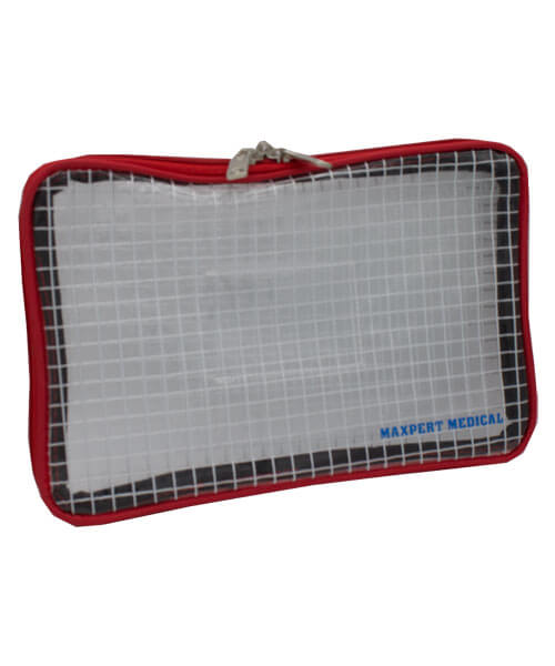 Small mesh tamper evident security bag | Maxpert Medical
