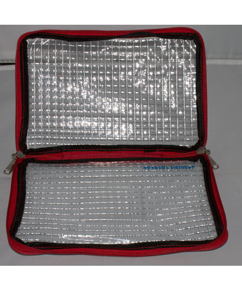 Small opened security mesh bag | Maxpert Medical